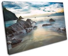 Beach Sunset Seascape - 13-1161(00B)-SG32-LO